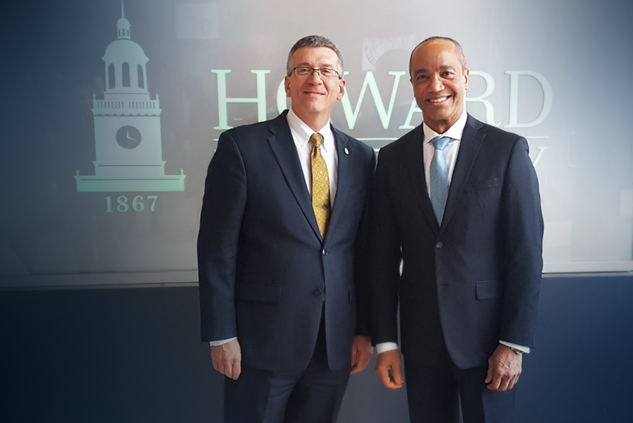 CMU and Howard Deans meet